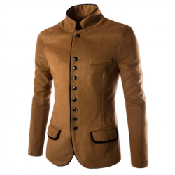 Men's elegant slim jacket