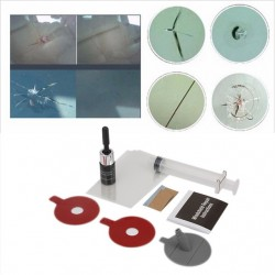 Glass scratch & crack car windshield repair kit