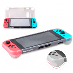 Nintendo Switch Console soft TPU skin cover case