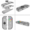 Switch Joy Con Controller NS NX Console protect handles shell cover case