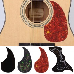 Self adhesive pickguard guitar sticker