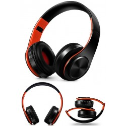Set auriculaires pliantes avec microphone Tourya B7 Bluetooth wireless