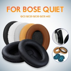 Ear pads replacement for BOSE QC2 QC25 QC35 QC15 AE2 2 pcs
