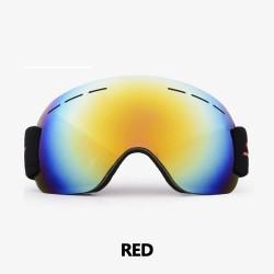 Skiing snowboard goggles - UV400 anti-fog