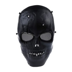 Airsoft - skull - full protective face mask
