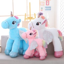 Unicorn - plush toy - 50cm - 60cm - 90cm