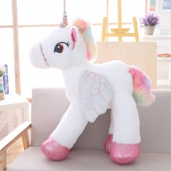 Unicorn - plush toy 50cm - 60cm - 90cm