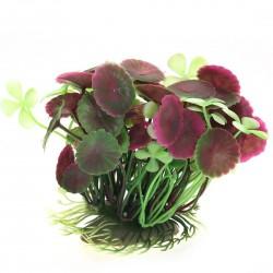 Aquarium decoration - silicone lotus