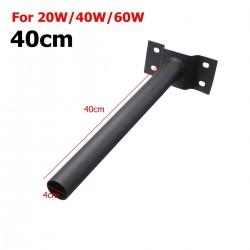 40cm - 50cm - Wandmontagepfosten - für Straßenlaternenlampe