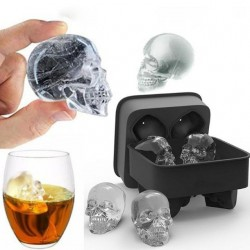 3D silicone mold - ice maker