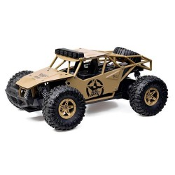 Subotech 1/16 2.4GHz - alloy warwolf - RC Car crawler