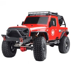 RGT EX86100 PRO Kit 1/10 2.4G 4WD - electric climbing rock crawler - RC car- without electronic parts