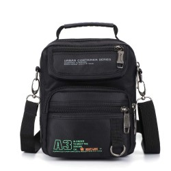 Multifunction shoulder & waist bag - waterproof
