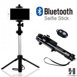 Trépied Selfie Bluetooth avec déclencheur pour smartphone
