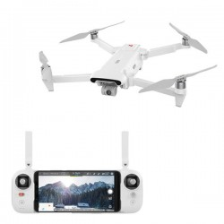 FIMI X8 SE 5KM FPV With 3-axis Gimbal 4K Camera - GPS - RC Drone Quadcopter RTF