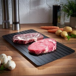 Defrosting Tray for Frozen Food & Meat & Fish