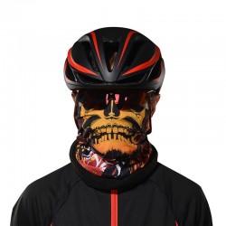 ROCKBROS Winter Fleece Thermische Magie Radfahren Fahrrad Fahrrad Ausrstung Sport Bike Headwear Sti