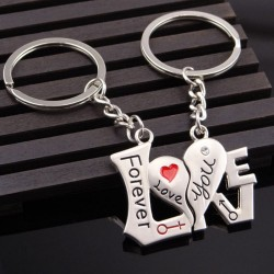 Forever Love You - keychain 2pcs