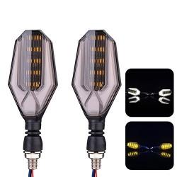 12V LED Motorrad Blinker - super helle Blinker 2 Stück