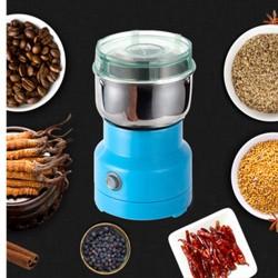 Mini electric food chopper - blender for salt & pepper & herbs