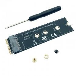 SSD adapter connectors omvormer M2 naar SSD voor Macbook Air 2013 2014 2015 2016 2017 M2 M Sleutel PCIe X4 NGFF S