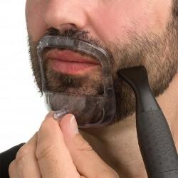 BellyLady 5 picesensemble hommes 5 tailles Kit de soin et toilettage de la barbe outil de modlisa