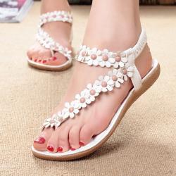 Cuculus 2019 femmes sandales dt Style Bling noeud papillon mode Peep Toe gele chaussures sandale