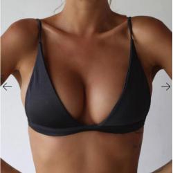 2017 Nieuwe Sexy Bikini Vrouwen Badpak Hoge Taille Badpakken Swim Halter Push Up Bikini Set bh brale