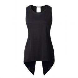 Mode Vrouw Blouses 2019 Cross Onregelmatige Blouses Vrouw 2019 Vrouwelijke Overhemd Womens Tops en B