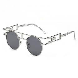 Fashion gothic steampunk unisex sunglasses