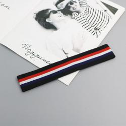 Zomer Mode Print Tulband Sport Hoofdbanden voor Man Vrouwen Meisjes Haar Accessoires Stretch Haarban