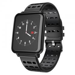 Q8 Smartwatch IP67 tanche appareil portable Bluetooth podomtre moniteur de frquence cardiaque aff