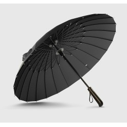 Windproof glassfiber strong umbrella