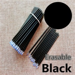 Erasable refill for pen ballpoint