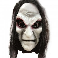 3D zombie - full face Halloween mask