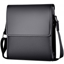 Vintage classic crossbody & shoulder leather bag