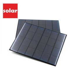 Solar battery 5.5V - power bank