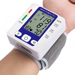 Electric wrist blood pressure monitor - digital monitor