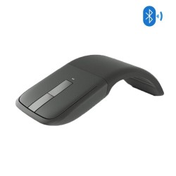 Bluetooth wireless Arc Touch mouse - 1200DPI - optical - foldable