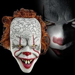 Clownmasker - Halloween-masker - volledig gezicht
