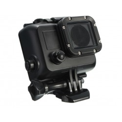 GoPro 3/3 +/4 Waterproof Protective Case Black Edition