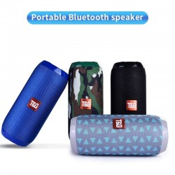 TG117 Bluetooth draadloze luidspreker - waterdicht - kolom - TF-kaart - FM-radio - AUX