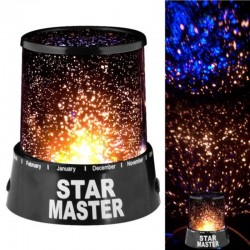 Star Master - projector - night lamp