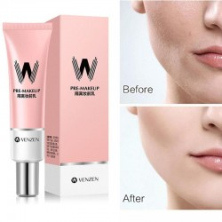 Make-up primer - gladmakende basis - verhelderen - poriën concealer - waterdicht 30 ml