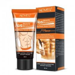 Abdominal muscle builder cream - anti cellulite - fat burning - for men