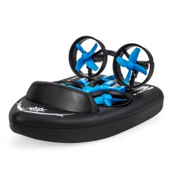 JJRC H36F Terzetto 1/20 2.4G - 3 in 1 - RC flying drone - land driving boat - RTR model
