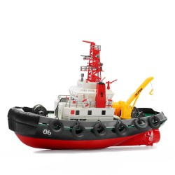Henglong 3810 63CM 2.4G - long time control - racing RC boat with water cooling system