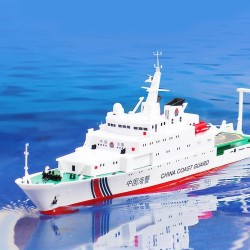 1/250 39cm 2.4G China Sea Patrol 3383 - 25km/h - double motor - RC boat - toy